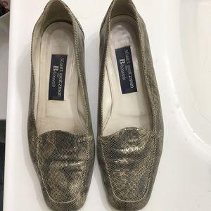Stuart Weltzman leather shoes
